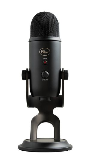 Blue yeti USB microphone for Sale in South Portland, ME