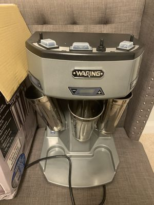 Triple spindle drink mixer for Sale in Charlotte, NC
