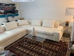 CB2 3 piece sectional couch for Sale in Los Angeles, CA