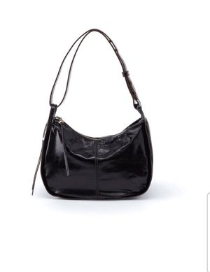 NWT Black leather Crossbody by hobo for Sale in Columbus, GA