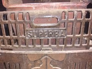 Superba wood stove great condition Harley used brand new 2800 for Sale in Helena, MT