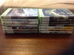 Xbox 360 games for Sale in Silver Spring, MD