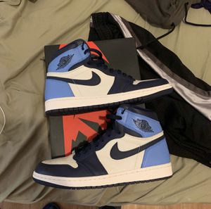 Air jordan 1 obsidian for Sale in Gardena, CA