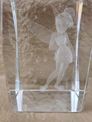 Disney Tinkerbell paperweight for Sale in Stockton, CA