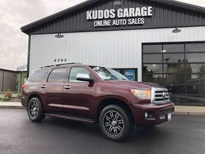2008 Toyota Sequoia for Sale in Salem, OR
