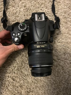Nikon D5000 for Sale in Pittsburg, CA