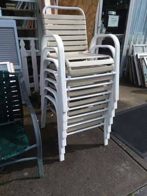 Patio or pool chairs for Sale in Grayson, GA