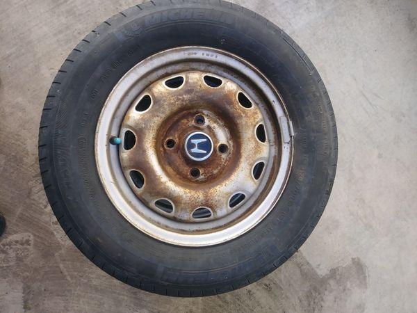 Honda civic wheel 13 inch 4x100