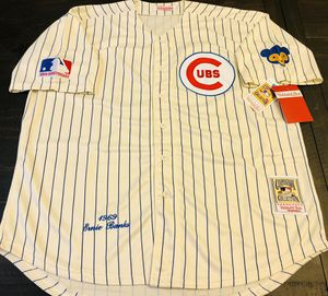 Ernie Banks Chicago Cubs Jersey for Sale in Buckeye, AZ