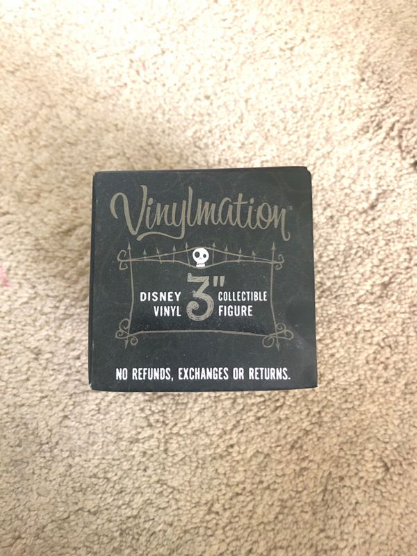 Disney Vinylmation Nightmare Before Christmas