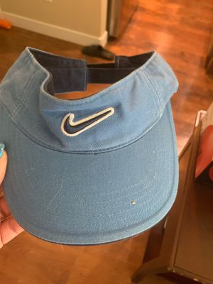 Women's Nike visor for Sale in Bingham Canyon, UT