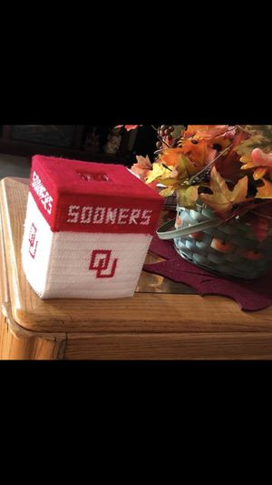 Tissue box covers $10 each for Sale in Oklahoma City, OK
