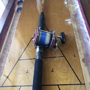 Penn High Speed Fishing Combo for Sale in Houston, TX