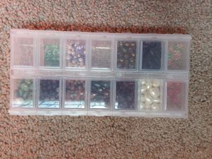 JEWELRY SMALL MISCELLANEOUS BEADS for Sale in Durham, NC