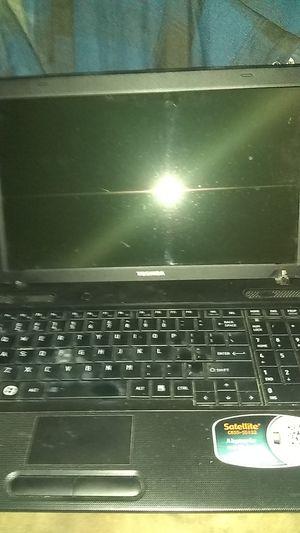 Toshiba satellite c650 series laptop for Sale in Garland, TX