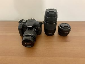 Canon EOS Rebel 600D for Sale in North Brunswick Township, NJ