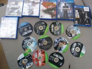 Ps4 and Xbox games for Sale in Fairfax, VA