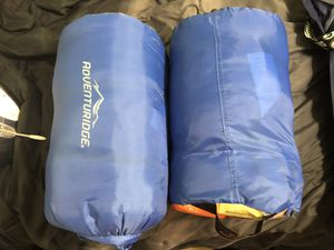 2 Adventuridge Sleeping bags for Sale in Fort Lauderdale, FL