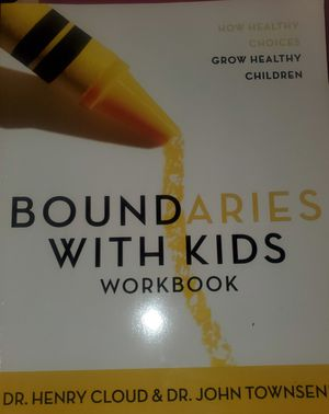 """boundaries with kids """"Workbook"""" for Sale in Colton, CA"""
