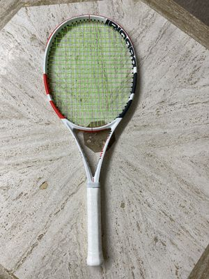 Basically NEW | Babolat Pure Strike 100 3rd Gen 4 1/4 | 16x19 - Hyper G strings for Sale in Alhambra, CA