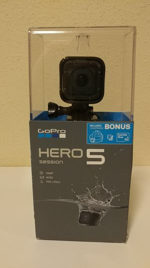 0aa2bb2e3aa GoPro Hero Session 5 for Sale in Houston
