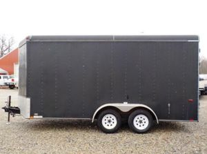Perfect_Price$1OOO_Enclosed Cargo Trailer for Sale in Garland, TX