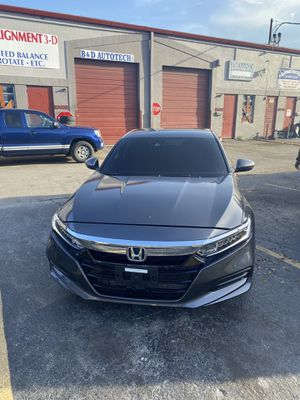 HondaAccord , Brand New Rebuilt title , Low miles... for Sale in Miami, FL