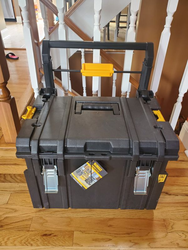 Brand new tool box dewalt