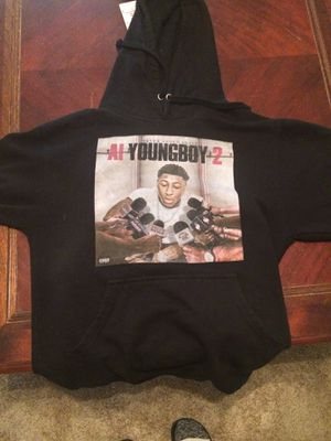 NBA young boy hoodie for Sale in Baton Rouge, LA