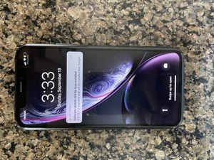 iPhone XR 128 GB **unlocked** for Sale in Monclova, OH