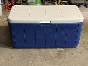Coleman 100 qt quart performance cooler. for Sale in Grand Prairie, TX