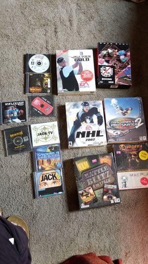Computer Games $5each for Sale in Long Beach, CA