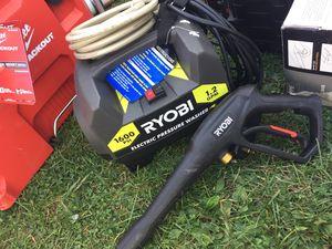 ryobi pressure washer for Sale in Norton, OH