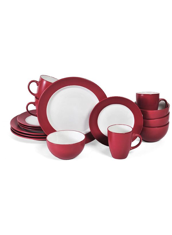 Dinnerware set of 15 pieces.