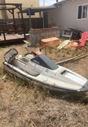 Yamaha Jet Ski for Sale in Baywood-Los Osos, CA