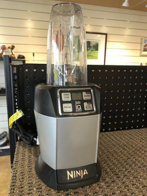 Nutri Ninja Auto IQ Blender for Sale in Oakland, CA