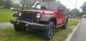 2007 Jeep Wrangler for Sale in Hialeah, FL