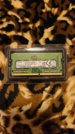FS: Samsung DDR4 8GB RAM for Sale in Lynnwood, WA