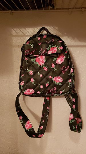 Betsy Johnson backpack purse for Sale in Brandon, FL
