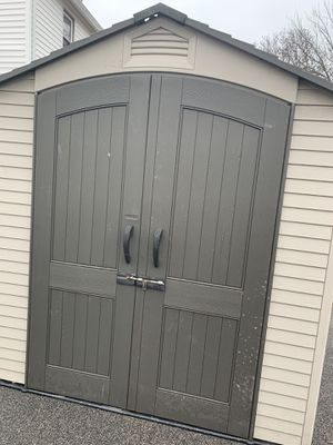 Lifetime storage shed 7x7 7.5 for Sale in West Warwick, RI