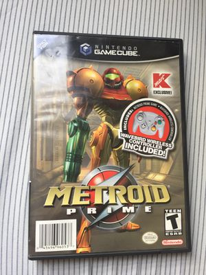 Metroid Prime GameCube for Sale in Los Angeles, CA