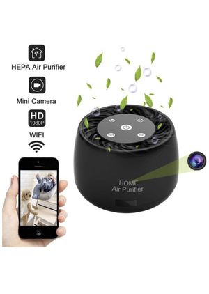 QuNiao Wireless Wi-Fi Hidden Mini Camera, 1080P HD Spy Nanny Cam Support Night Vision and Motion Activated Recording, App Remotely Control and Live M for Sale in Palos Hills, IL