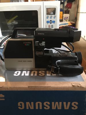 Zenith Color Video Camera for Sale in Pearl River, NY