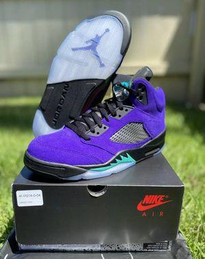 Nike air Jordan retro 5 size 9 for Sale in Fontana, CA