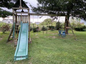 Wooden Swing Set for Sale in Elizabethtown, PA