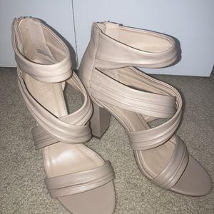 Nude Block Heels for Sale in Coatesville, PA
