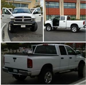 2003 Dodge Ram 1500 Magnum 4.7 V8 with lift kit. for Sale in Ramona, CA