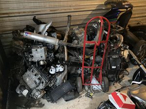 Pile of sport bike motors for Sale in Katy, TX