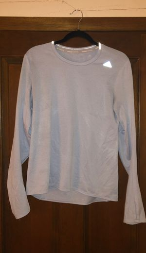 Light Blue Adidas Running Shirt for Sale in Graham, WA