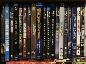 Blockbuster Hits Blu-ray Movies, DVD TV series for Sale in Tacoma, WA